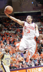 Clemson Men's Basketball to Play Host to Appalachian State Friday Night