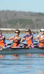 Clemson Will Play Host to the ACC Rowing Championships Saturday