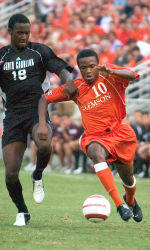 Clemson's Dane Richards Collects First 2006 ACC Player of the Week Honor