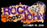 Clemson to Host Third Annual Rock the `John on Friday, Oct. 15