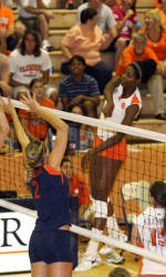 19th-Ranked Tigers Cruise to Season-Opening Victory Over Syracuse, 3-0, On Friday
