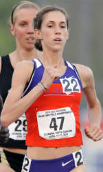 Ruck Captures 10K Crown on Day One at ACC Outdoor Track & Field Championships