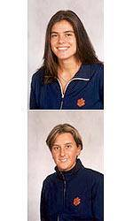 Two Clemson Players Named To 2002 All-ACC Women's Tennis Team