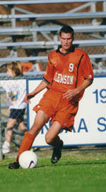 Clemson Men's Soccer To Face South Carolina Sunday