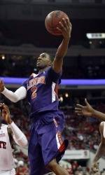 Clemson Conquers Wake Forest, 63-49