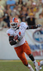 Clemson Football Game Program Feature: James Davis
