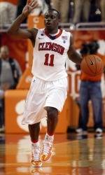 Clemson to Face College of Charleston on the Road Wednesday