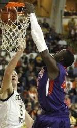 Clemson Men's Basketball Team to Play Host to Boston College Tuesday Night