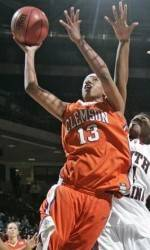 Clemson Plays Host to Pittsburgh in Women's Hoops on Saturday