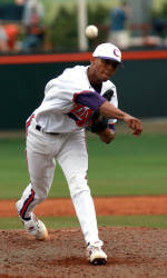 Mitchell Fans Nine in Clemson's 9-1 Win at Central Florida Thursday