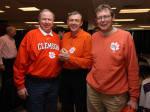 Basketball Alumni Return to Clemson