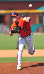 #22 Clemson Sinks Wake Forest 6-1 in Game-Two of Doubleheader Friday