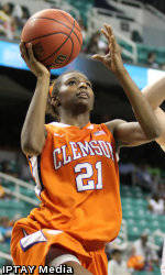 North Carolina Ousts Clemson from ACC Tournament