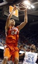 ClemsonTigers.com Exclusive: Booker, Jennings Embrace Challenge of Becoming Leaders