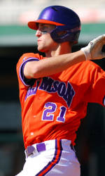 Clemson Baseball Team to Play Host to Furman Tuesday Afternoon