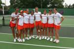 Clemson Women's Tennis Ranked #11 In Final 2007 Poll