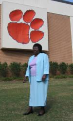 Clemson Football Game Program Feature: Sarah Little