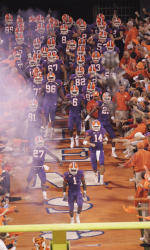 Clemson Spring Game on April 14