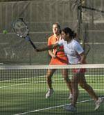 Tiger Doubles Team Wins Consolation Final At ITA National Intercollegiate Indoor Championships