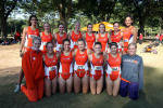 Women's Cross Country Ranked 15th in Southeast Region