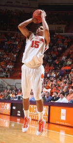 Tiger Men's Basketball to Play Host to Winthrop Monday Night