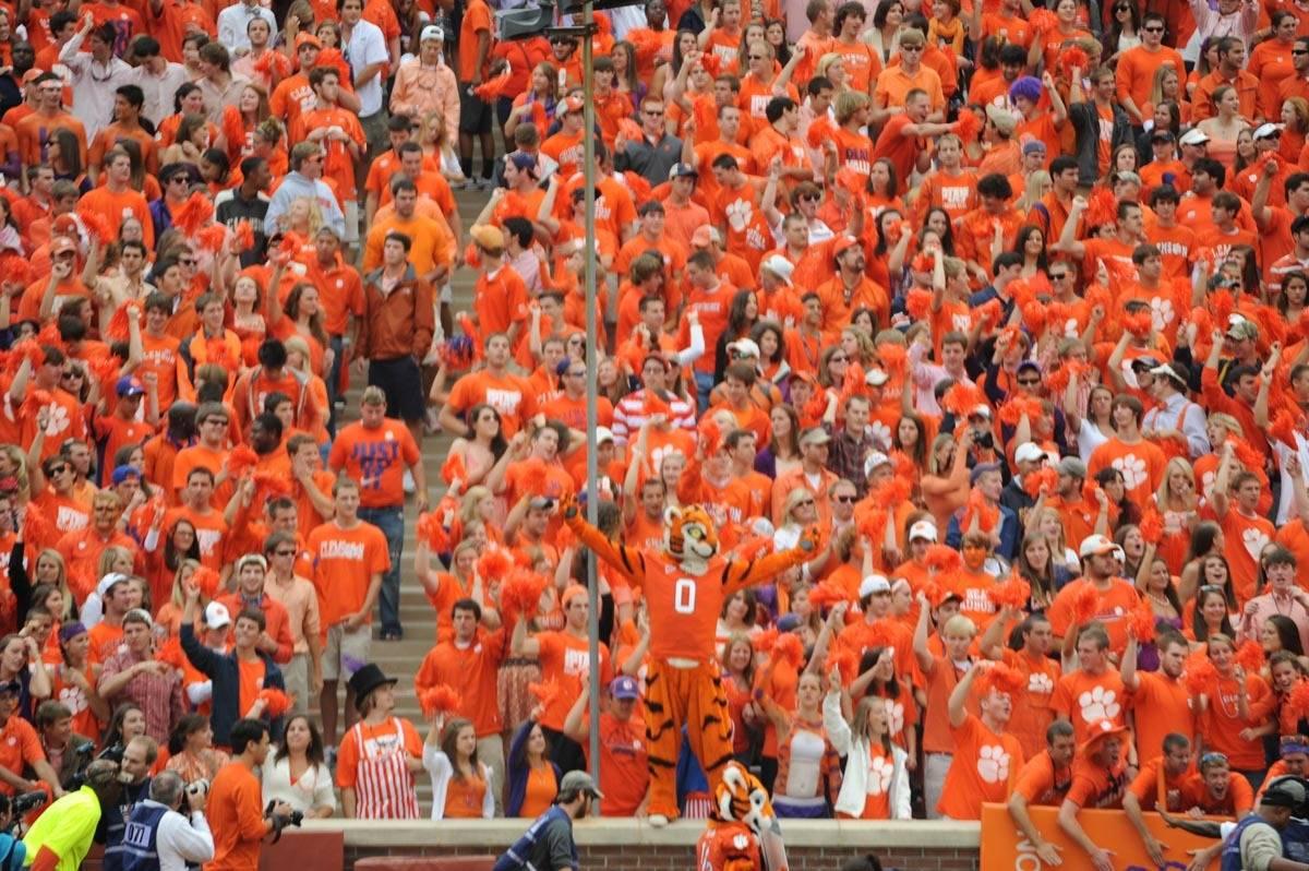 Clemson Football Away Game Tickets and Graduate Student Ticket Information