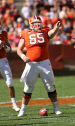 Thomas Austin Named ACC Offensive Lineman of the Week