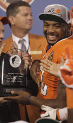 Clemson Claims 2011 ACC Championship with 38-10 Victory Over Virginia Tech