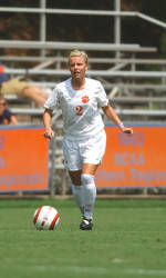 Clemson Women's Soccer 2007 Preseason Update