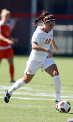 Clemson Women's Soccer Team Defeats Francis Marion on the Road Sunday Afternoon
