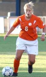 Clemson to play host to Maryland in ACC Women's Soccer Thursday