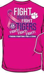 Dabo's All In Team Foundation Joins Clemson Greeks To Fight Breast Cancer