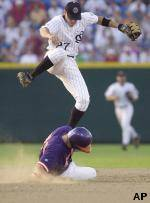 Reserved-Seat Tickets for Baseball Games Against South Carolina On Sale