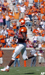 Clemson Rolls Over Central Michigan, 70-14