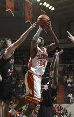Clemson Men's Basketball Junior To Transfer