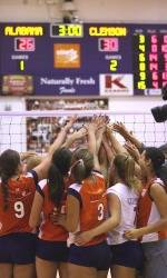 Volleyball Falls To San Diego, 3-1, In Spring Action