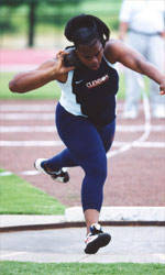 Two Clemson Women's Track And Field Records Set At Orange and Purple Classic