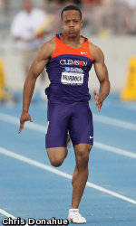 Clemson's Indoor Track & Field Season Begins Saturday