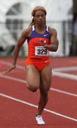 Dezerea Bryant Collects Gold Medal in 100 Dash at USA Junior Championships