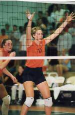 Tiger Volleyball Falls In Five Game Thriller