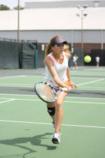 Tiger Women's Tennis To Play Host To In-State Rival South Carolina