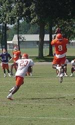 Pictures, Audio, And Recap From First Day Of Full-Squad Practice