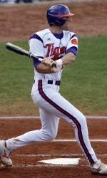 Tiger Baseball Team to Face Southern Mississippi in First Game of NCAA Regional Friday in Auburn, AL