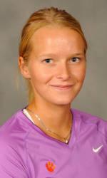 Vickery Hall Women's Student-Athlete of the Week – Klara Vyskocilova