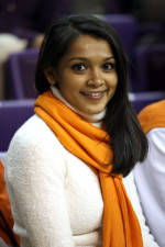 Dipali Patel Named Head Cheerleading Coach
