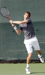 Tigers Advance in the Qualifying Round of the ITA All-American Tournament