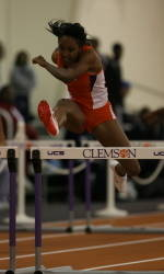 Stormy Kendrick Sets School Record in 100-meter Dash at Clyde Littlefield Texas Relays