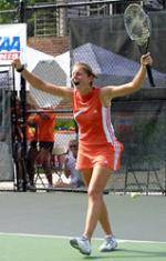 Tiger Women's Tennis Team Advances To NCAA Final 16