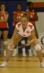 Tiger Sweep Miami, 3-0, In Thursday Volleyball Action