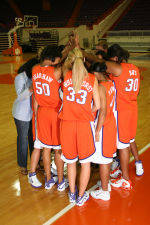 Lady Tigers To Play Host To College Of Charleston Monday Night